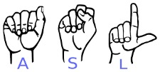 ASL (American Sign Language) Interpreter Fund Drive